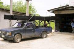 Tajlandzki podnosi up ciężarówkę Obrazy Royalty Free