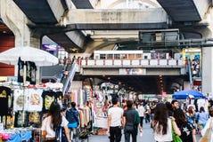 Tajlandzki protestujący przeciw rzędowi Obrazy Stock