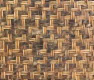 Tajlandzki rękodzieło od bambusa Zdjęcie Royalty Free