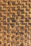 Tajlandzki rękodzieło od bambusa Obrazy Royalty Free