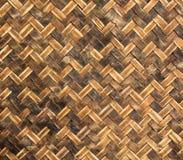 Tajlandzki rękodzieło od bambusa Obrazy Stock