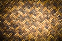 Tajlandzki rękodzieło od bambusa Zdjęcia Stock