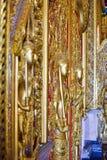 Tajlandzki rzeźbiący wizerunek niska ulga Obraz Stock