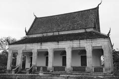 tajlandzki sanktuarium buddyjski stary styl Obrazy Stock