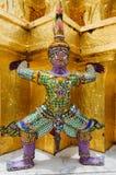 tajlandzki scupture Zdjęcie Royalty Free