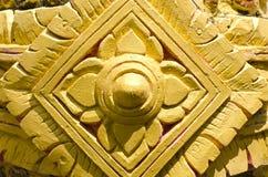 Tajlandzki stye tekstury tło Zdjęcie Royalty Free