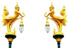 Tajlandzki stylowy anioł Obrazy Royalty Free