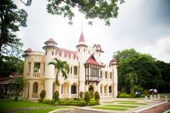 Tajlandzki stylu dom obraz stock