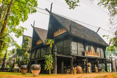 Tajlandzki stylu dom zdjęcia royalty free