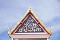 Tajlandzki szczyt Fotografia Royalty Free