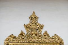 Tajlandzki tradycyjny wzór Zdjęcia Royalty Free