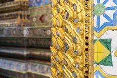 Tajlandzki tradycyjny wzór Fotografia Stock