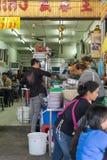 Tajlandzki uliczny jedzenie, kluski Zdjęcie Stock