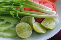 tajlandzki warzywo Zdjęcia Stock