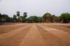tajlandzki wat Obraz Royalty Free