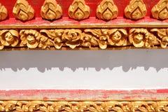 Tajlandzki wzór Zdjęcia Royalty Free