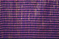 Tajlandzkich tkanina wzorów Tajlandzka grafika obrazy royalty free
