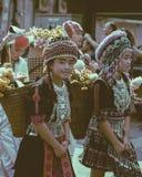 tajlandzkie dziewczyny Obraz Stock