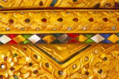 Tajlandzkie tekstury Zdjęcia Stock