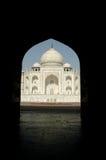 tajmahal的印度 免版税库存图片