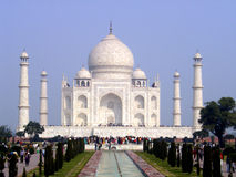 The Tajmahal Stock Photo