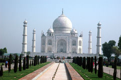 Tajmahal of India. Stock Photo
