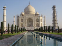 The tajmahal Royalty Free Stock Photography