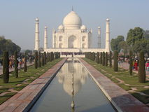 The Tajmahal Royalty Free Stock Images