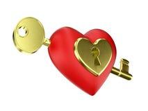 Tajna miłość ilustracja wektor