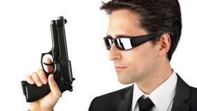 Tajny Agent Obrazy Stock