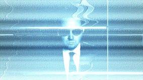 Tajny Agent Na Przemysłowym Uszkadzającym TV zbiory wideo