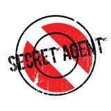 Tajny Agent pieczątka Fotografia Stock