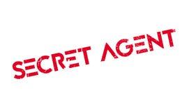 Tajny Agent pieczątka Obraz Stock