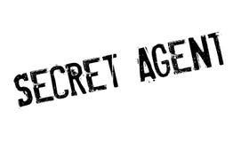 Tajny Agent pieczątka Zdjęcie Royalty Free