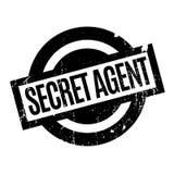 Tajny Agent pieczątka Obrazy Stock