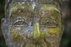 Tajny Buddha ogród w Samui - statua Obrazy Royalty Free