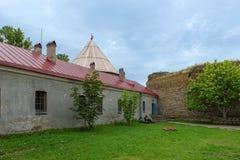 Tajny więzienie W Oreshek fortecy Obrazy Royalty Free