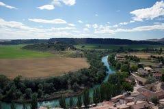 Tajo river Royalty Free Stock Photo