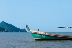 tajska łódź zdjęcia royalty free