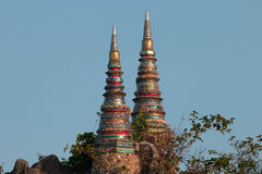 tajska sztuki Obrazy Stock