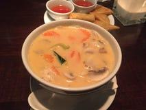 tajska zupę Zdjęcia Stock