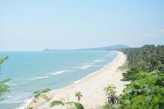 tajski morza Zdjęcia Stock