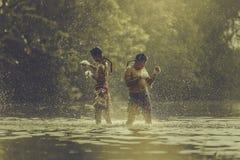 tajski pewien Obraz Royalty Free