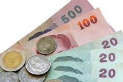tajski pieniądze Zdjęcie Stock