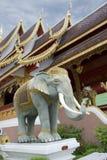 tajski słonia Obraz Royalty Free