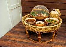 tajskie jedzenie Zdjęcie Royalty Free