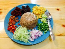 tajskie jedzenie zdjęcia stock