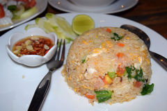 tajskie jedzenie Obrazy Royalty Free