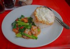 tajskie jedzenie Fotografia Royalty Free