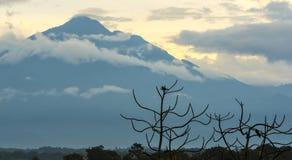 Tajumulco Volcano Guatemala Royalty Free Stock Images